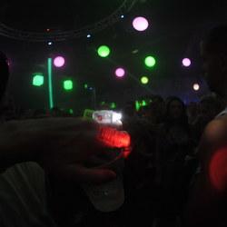 Finger lasers