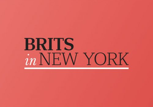 Brits in New York