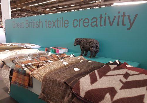 British textiles at Première Vision Fabrics