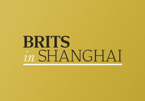 Brits in Shanghai logo