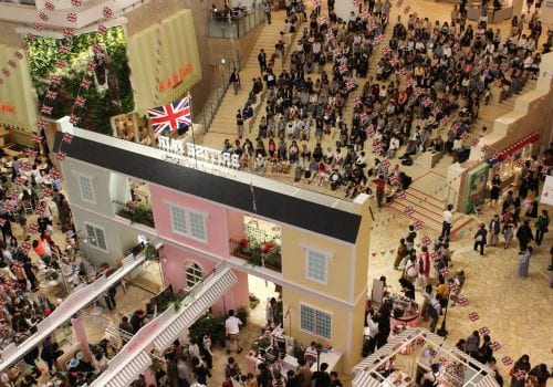 Hankyu Great British Fair