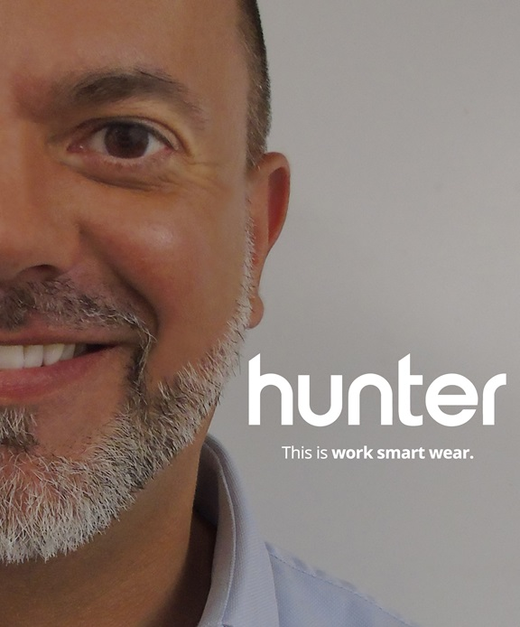 Simon Hunter MBE of Hunter Apparel Solutions