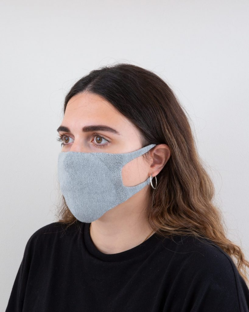 Celtic & Co face mask