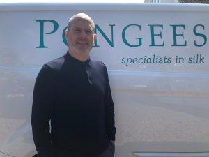 Nick Moore at Pongees