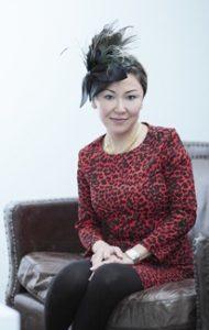 Misa Harada, Founder of Misa Harada Millinery