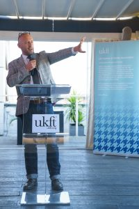 Adam Mansell CEO of UKFT