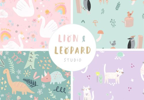Lion & Leopard