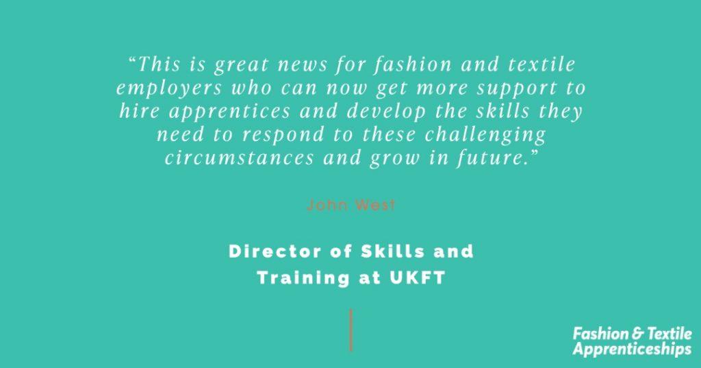 UKFT apprenticeships