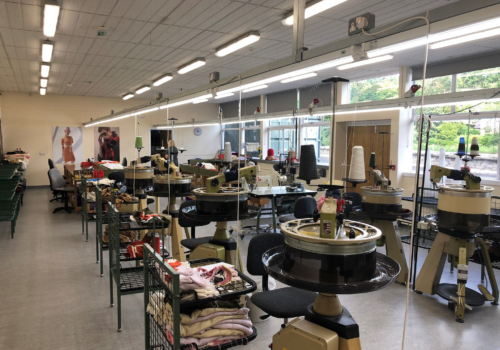 Centre of Excellence in Textiles in Hawick