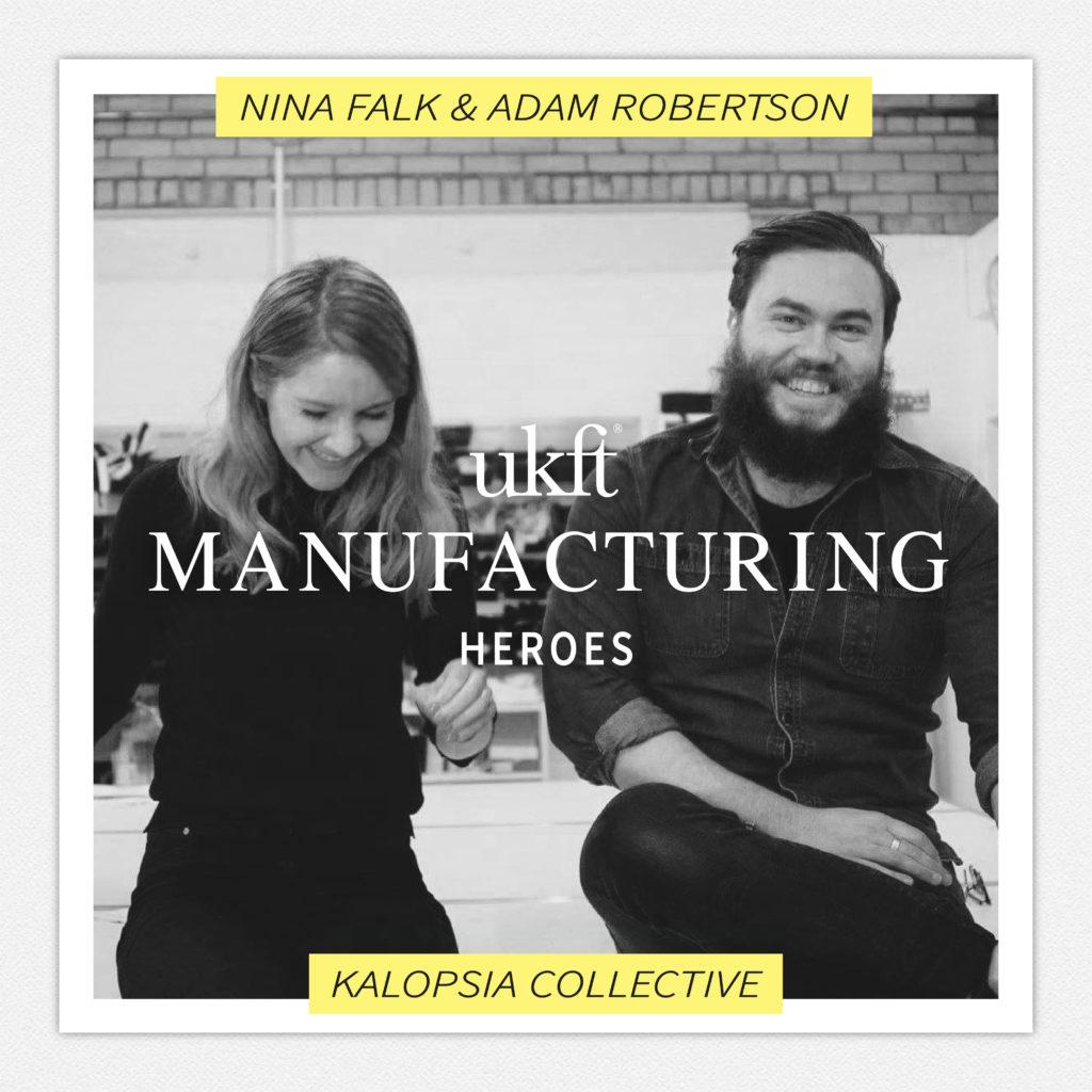 Kalopsia Collective Adam Robertson Nina Falk
