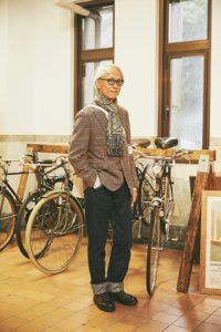 Hirofumi Kurino of United Arrows