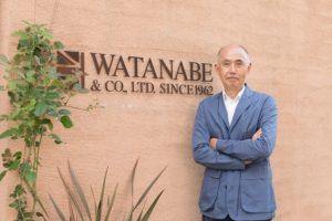 Yoshie Watanabe of Watanabe & Co