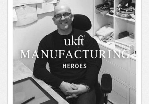 Mark Lyons - Barrie Knitwear