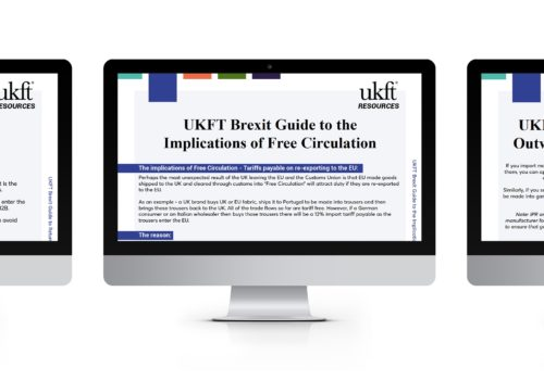 UKFT Brexit resources