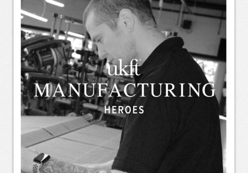 Manufacturing Heroes Colin McColm Alex Begg