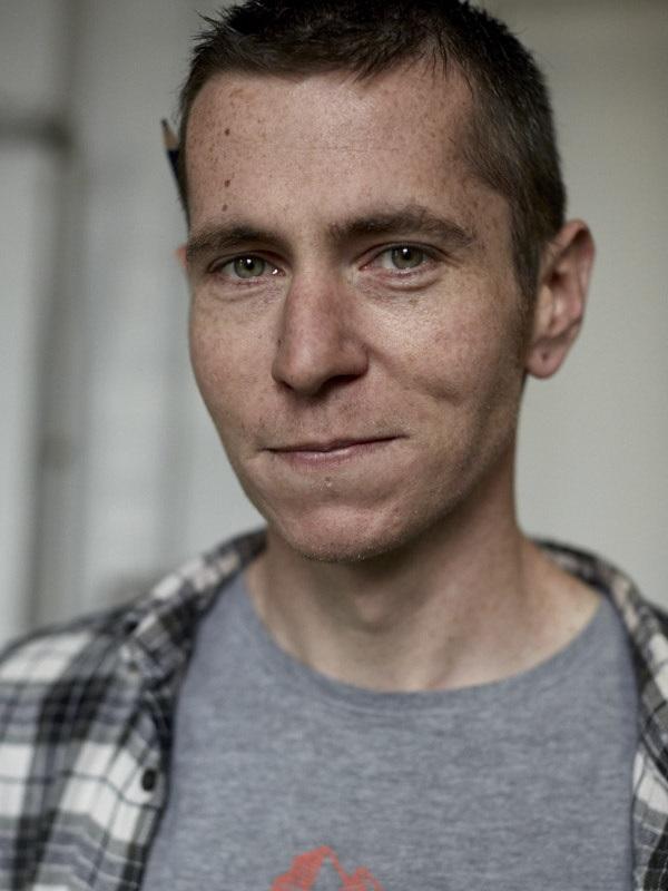 Colin McColm Alex Begg