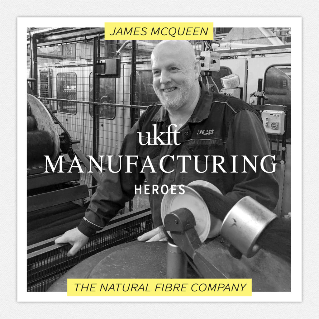 James McQueen The Natural FIbre Company
