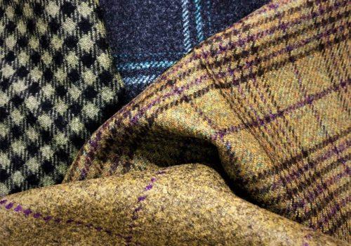 Escorial woollen spun jacketing 300g
