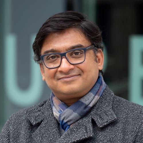 Professor Parikshit Goswami