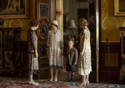 Humphries - Downton Abbey
