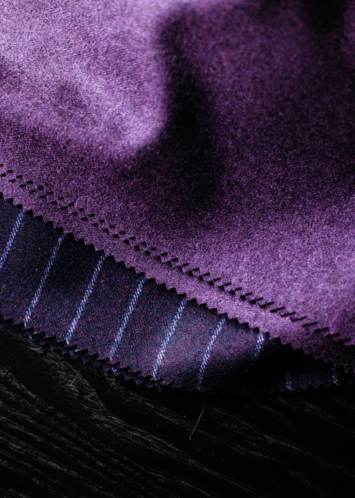 John Foster : Graphic elegance and timeless designs. Oxford Flannel 100% Super 120's Wool 360/380 gms. Fresh and modern colour inspiration introducing a collection of jacketing fabrics in capsule colour presentations.