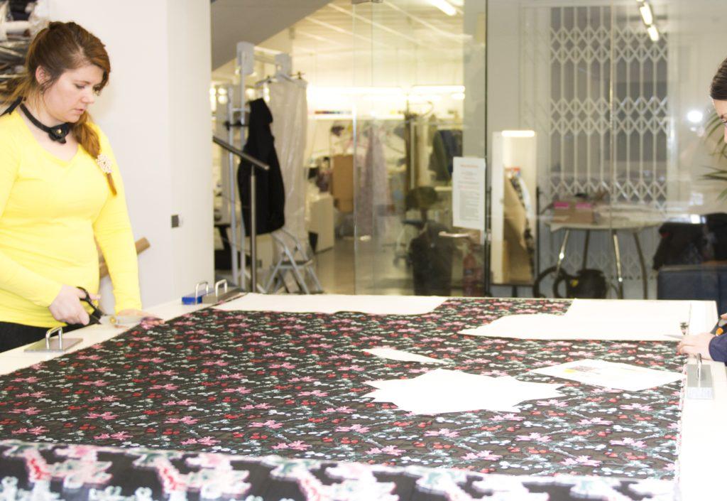 Plus Samples at Textile Forum