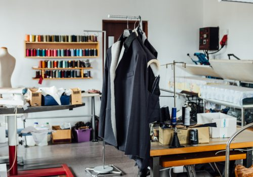 UKFT fashion garment manufacturing