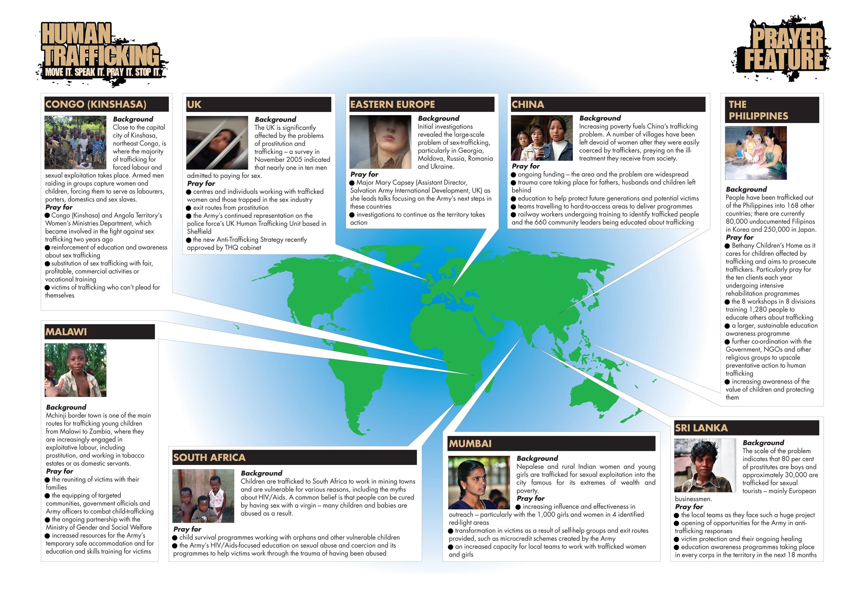 Trafficking bible study pdf sa human trafficking sermon outline