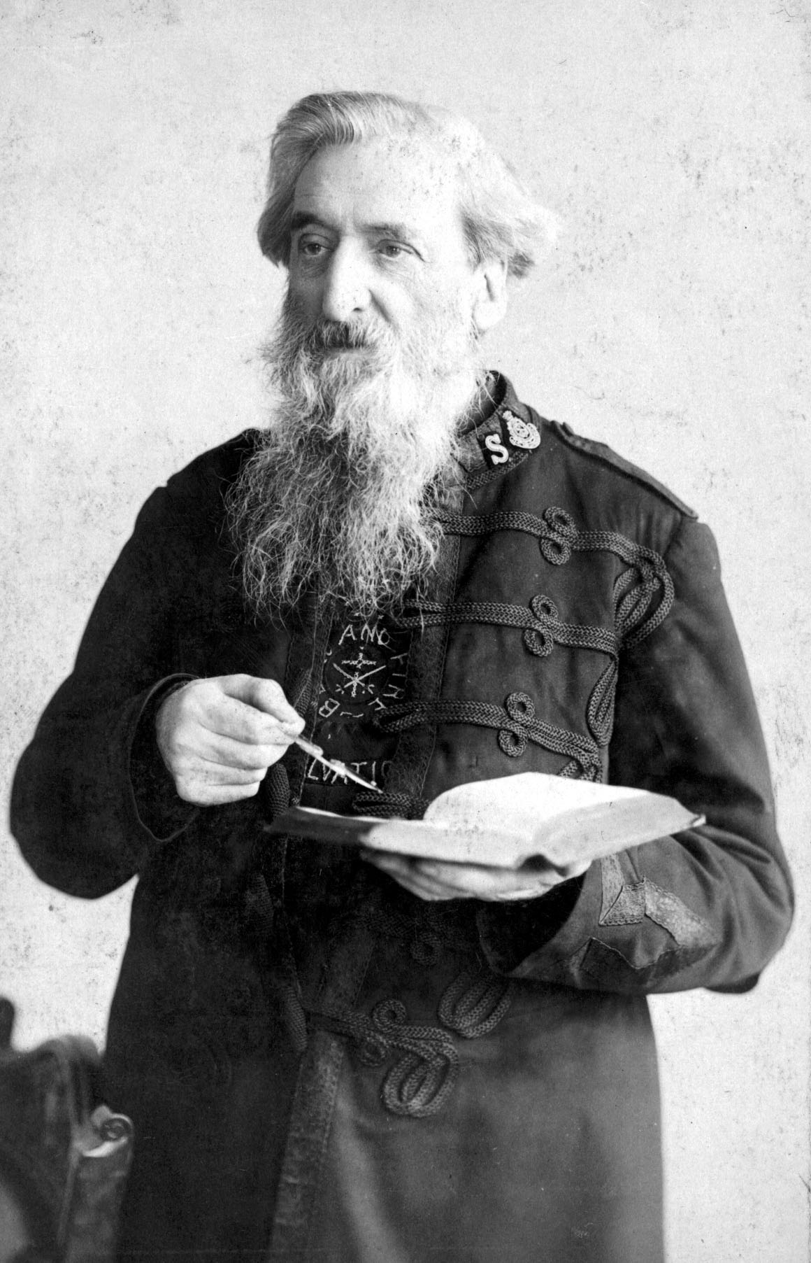 Image result for preacher william booth