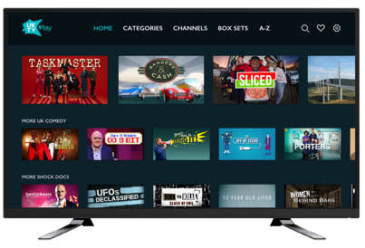 Watch UKTV Play on your tv