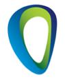 A logo for an award won by Ultrahaptics