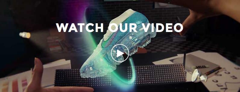 Dell, Nike, Meta & Ultrahaptics immersive workspace
