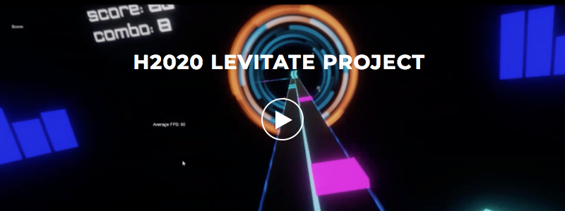 Levitate Project video