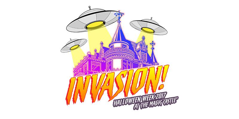 Magic Castle Invasion logo