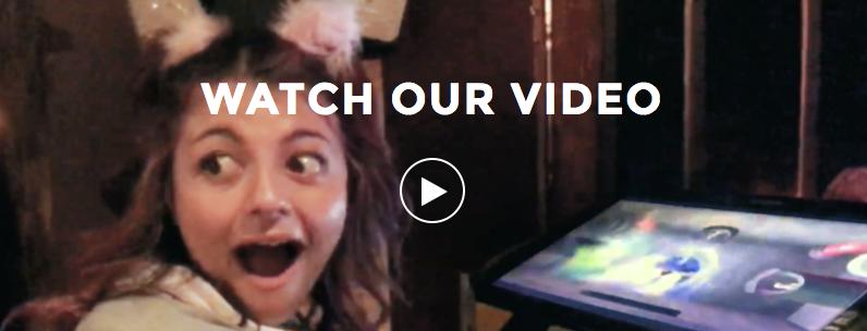 Magic Castle Halloween - see inside haptics video
