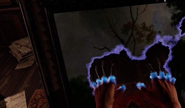 AFFECTED: The Visit skeleton hands