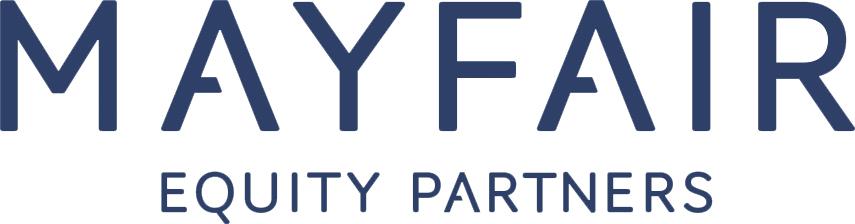 The logo for investor Mayfair Equity Partners