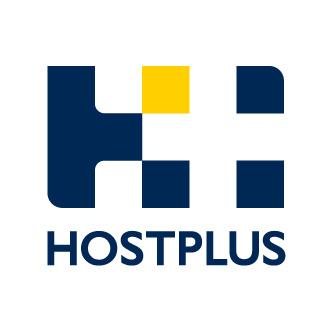 The logo for investor Hostplus