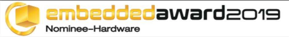 Embedded Award 2019