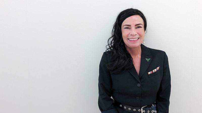 Tracy Hopkins Ultrahaptics