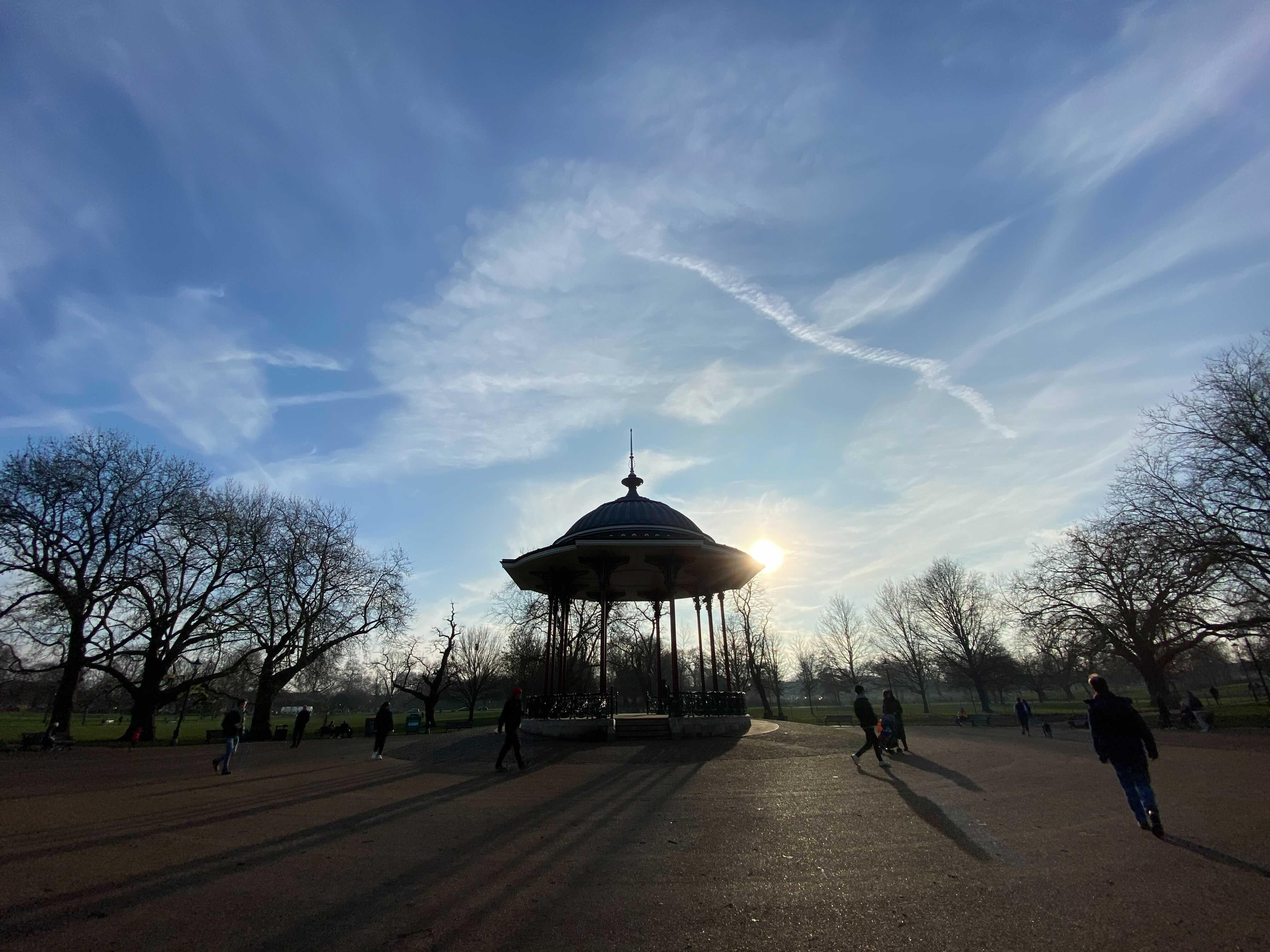 Clapham Common. Matt.