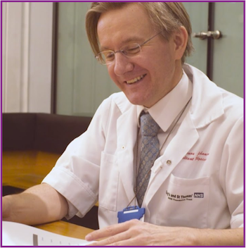 Dr Anatole S Menon-Johansson