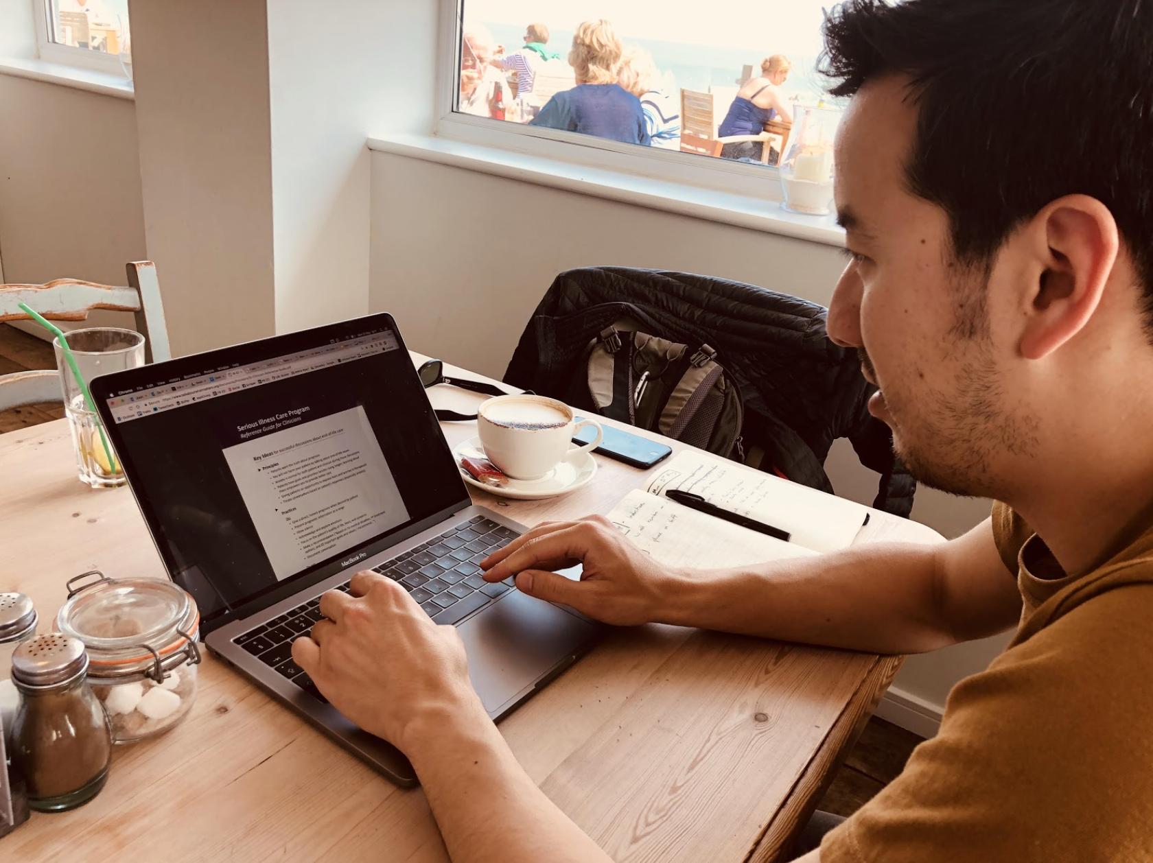 Desktop research