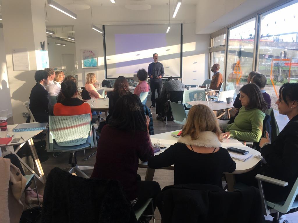 Lambeth Portuguese community workshop 13