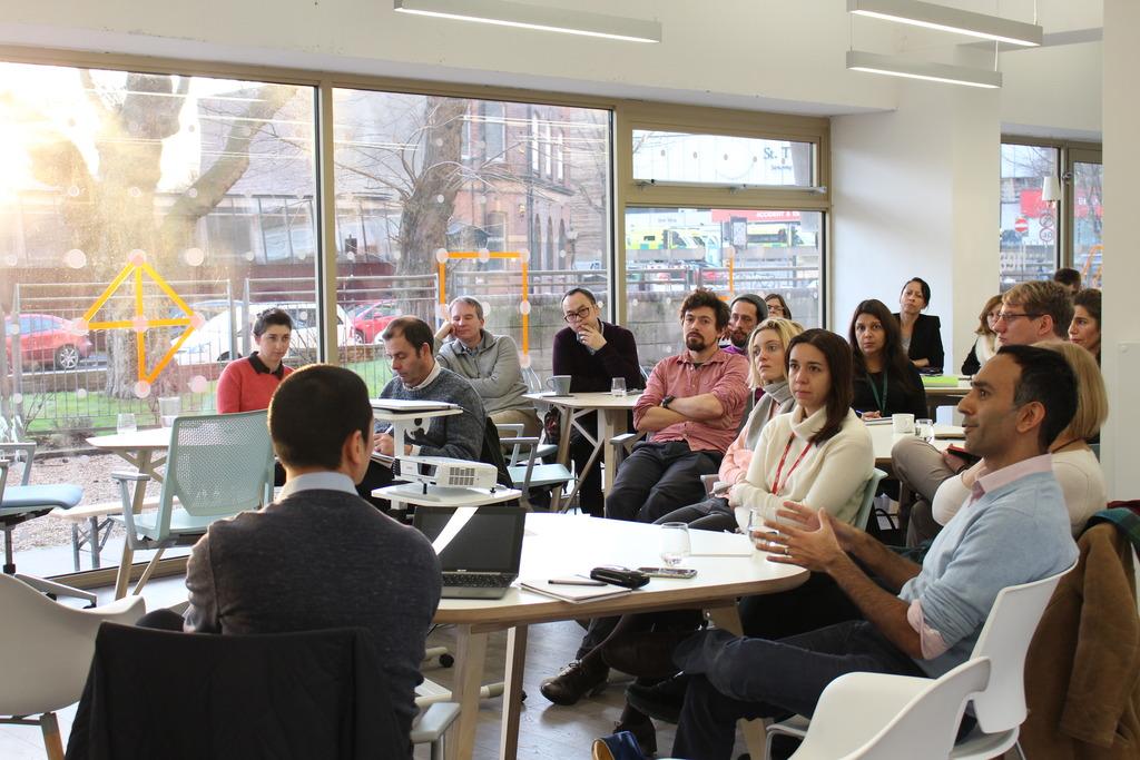 Lambeth Portuguese community workshop 2