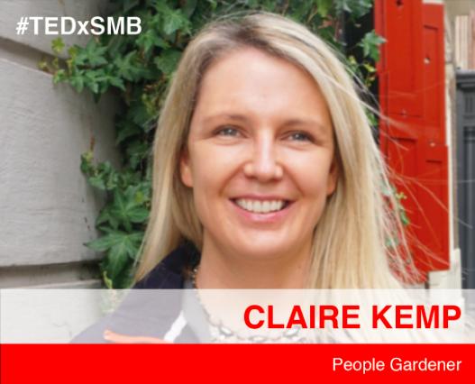 Claire Kemp