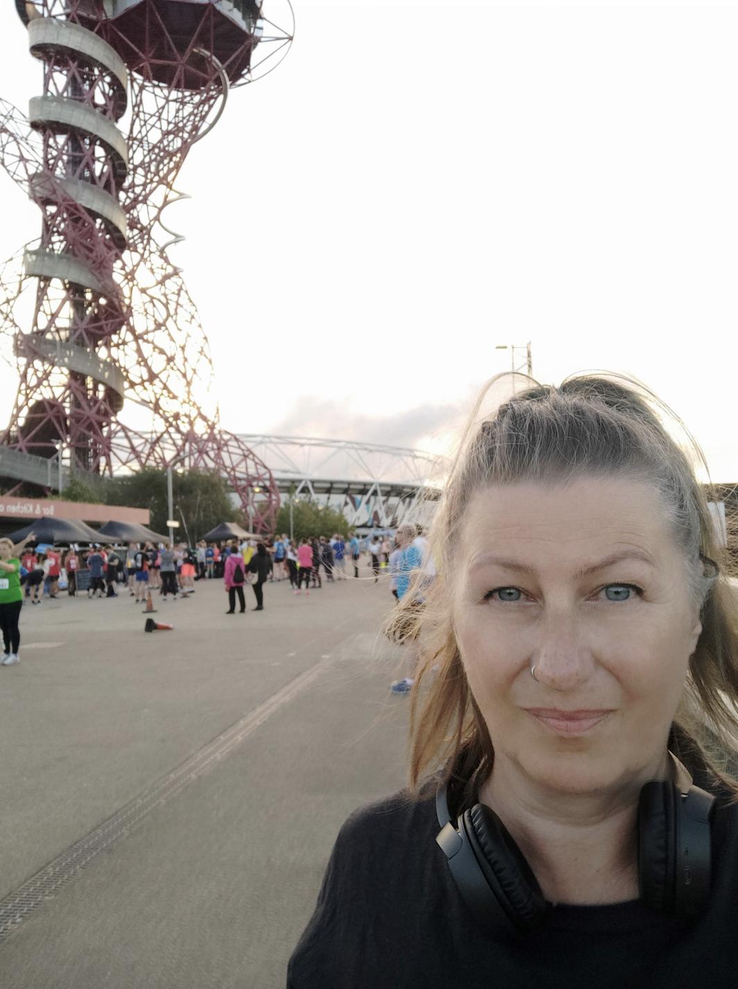 Rhian Lewis - Olympic Park