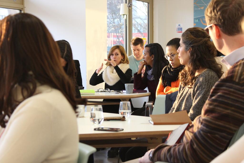 Lambeth Portuguese community workshop 6