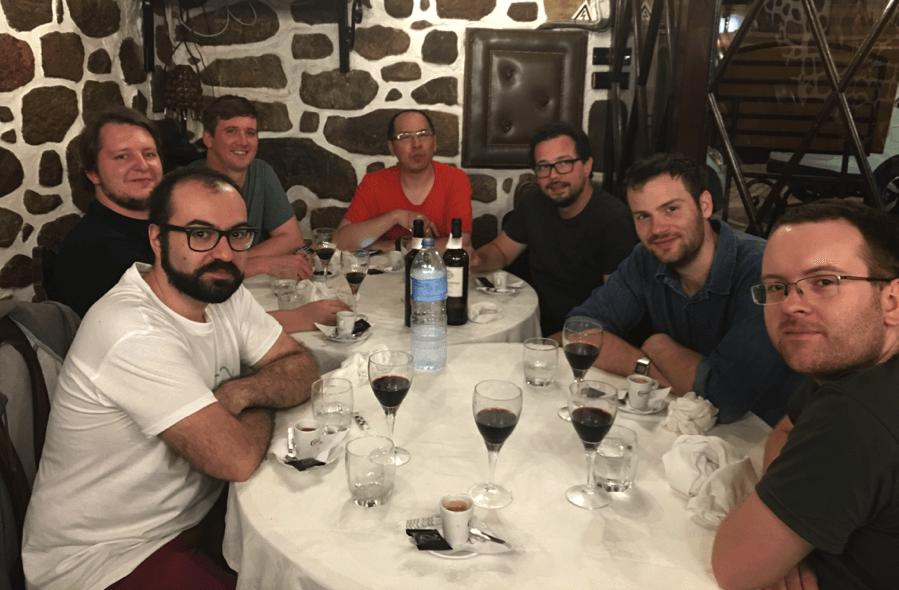 Dinner in Braga