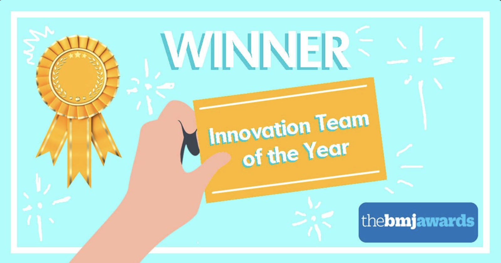 BMJ Awards Innovation Team of the Year